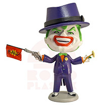"4 Fingers Limited ""Joker 2014"". A 3D, Character Design, Crafts, Packaging, To, and Design project by Max Russo         - 10.11.2014"