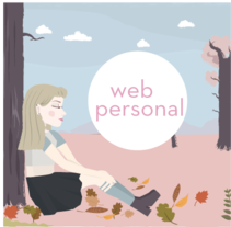 web personal. A Illustration, Br, ing&Identit project by Sol Anna         - 16.11.2014