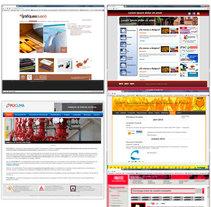 Diseño Web. A Design, Web Design, and Web Development project by Javier Parreño         - 17.11.2014