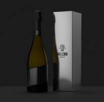 Cava Mil·lenni. A Graphic Design, and Packaging project by Atipus  - Nov 18 2014 12:00 AM