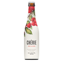 Cerveza Chérie. A Graphic Design and Packaging project by Atipus  - 11.19.2014