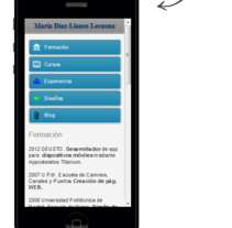 iPhone. A Design project by María Díaz-Llanos Lecuona         - 19.11.2014