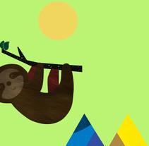 Monucos. A Design, Illustration, Editorial Design, Fine Art, Graphic Design, and Comic project by Ana Gómez Díaz         - 22.11.2014