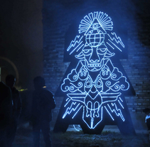 TOTEM BEIJING. A Design&Installations project by Alberto Ojeda - 23-11-2014