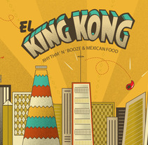 Grande, Enorme, Monstruoso!. A Design&Illustration project by el abrelatas  - Sep 01 2014 12:00 AM