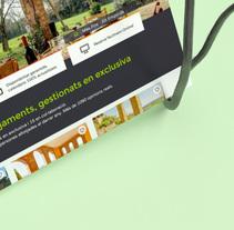 Naturaki. Un proyecto de Diseño Web de Lluc  Llobell - 30-11-2014
