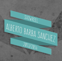 Showreel 2013 - 2014. A Motion Graphics, Film, Video, TV, Animation, Graphic Design, and Post-Production project by Alberto Barba Sanchez         - 18.11.2014