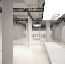 Bershka Concept Store. A 3D, and Architecture project by Dan Garotte         - 30.04.2014