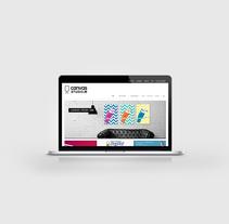 CanvasStudio.ie. A Web Design, and Web Development project by Alessio Pellegrini         - 11.05.2014