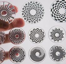 Circle Clear Stamps. Un proyecto de Diseño y Diseño de producto de Francisco Aveledo - 16.12.2014