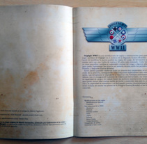 DogFight WWII. Un proyecto de Diseño editorial y Diseño gráfico de AOH  - 22.11.2013
