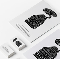 Branding Arquitectura bioclimática. A Illustration, Br, ing, Identit, and Graphic Design project by Brigada  Estudio  - 03-12-2014