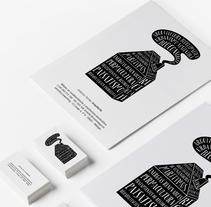 Branding Arquitectura bioclimática. Un proyecto de Ilustración, Br, ing e Identidad y Diseño gráfico de Brigada Estudio         - 03.12.2014