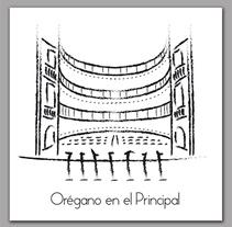 Diseño CD de música (Sello musical Rama Lama Music). A Design, Music, Audio, and Graphic Design project by Irene  - 01-01-2015
