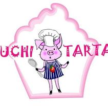 Logotipo tienda de tartas. Un proyecto de Br e ing e Identidad de Luciana Garcilazo - 01-12-2016