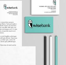 Wisebank. A Br, ing&Identit project by Elena Benedí         - 10.10.2014