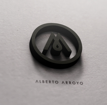 Alberto Arroyo. A Art Direction, Br, ing, Identit, and Graphic Design project by Juan Luis González Palacios         - 12.01.2015