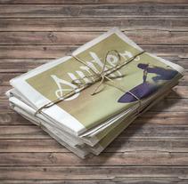 Proyecto Introducción Diseño Editorial. A project by beta. - 01.15.2015