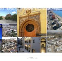 Gerencia de Urbanismo Málaga. Um projeto de Design gráfico de Sergio Delgado - 15-01-2015