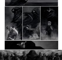 Death. Un proyecto de Comic de Jose Barrero - 18-01-2014