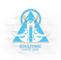 Soultonic - Branding . A Br, ing&Identit project by Laura Paunero         - 17.01.2015
