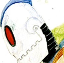 WizardOf Oz. A Illustration project by Jaime Lopez Boyero         - 19.01.2015