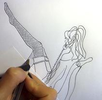 Recoleta Rich. Un proyecto de Ilustración de Serina Maio         - 26.01.2015