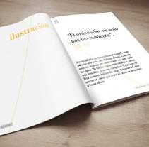 Proyecto del curso  Introducción al Diseño Editorial. A Editorial Design project by CayeTana         - 22.01.2015