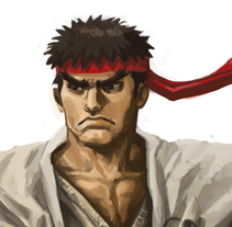 Street Fighter 1700. A Illustration, and Character Design project by Raúl Fernández González - 05-02-2015