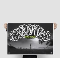 Madriz Monsters. Um projeto de Design, Br, ing e Identidade e Tipografia de Ms. Barrons         - 09.02.2015