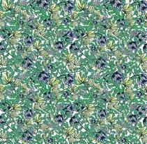 Botánica/ PATTERN. Um projeto de Design, Ilustração, Design editorial, Moda, Design gráfico, Design de interiores e Packaging de Maria Pagola Domec         - 09.02.2015