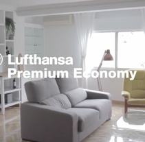 Case Study - More Space (Lufthansa). A Advertising, Film, Video, TV, and Post-Production project by Luis Francisco Pérez - 06-01-2015