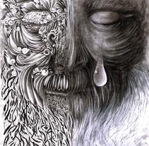 Suicidio Involuntario. Proyecto 2015. A Illustration project by Jesús Hernández - 15-02-2015