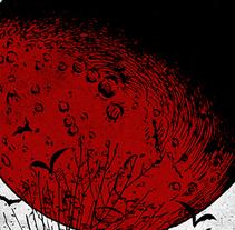 OLDSEED | posterNuevo proyecto. Un proyecto de Diseño, Ilustración, Publicidad, Diseño gráfico y Serigrafía de alejandro escrich - 19-12-2014