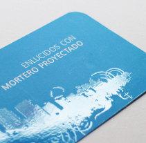 Tarjetas Comerciales. Un proyecto de Br, ing e Identidad y Diseño gráfico de Chary Esteve Vargas - 22-03-2013