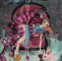 Portafolio. Um projeto de Fotografia, Design de personagens, Design gráfico, Pintura e História em quadrinhos de Diana Leticio Tarre Sáchez         - 20.02.2015