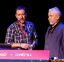 Conferencia en MAD 2014. A Design, Br, ing, Identit, and Fine Art project by  Cruz Novillo & Pepe Cruz          - 23.02.2015