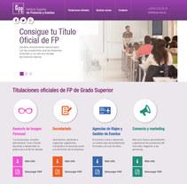 Desarrollo plantilla Wordpress. A Web Development project by Álvaro Suárez - 04-02-2015