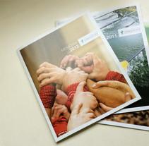Memoria Anual COFB. Um projeto de Design editorial de lilly maldonado         - 31.05.2014