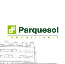 Parquesol Inmobiliaria. Um projeto de 3D, Br e ing e Identidade de Alex G. Santana         - 01.03.2015