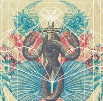 Colección Carteles Tributo 2015. A Design, Graphic Design, Illustration, Music, and Audio project by Oscar Giménez - Mar 04 2015 12:00 AM