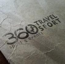 Branding 360 Travel Sport. Um projeto de Br, ing e Identidade e Artes plásticas de Salvador Nicolás         - 09.03.2015