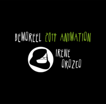 Demoreel Animación. A 3D, and Animation project by Irene Orozco         - 09.03.2015