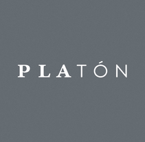 Platón. A Br, ing, Identit, and Graphic Design project by walrus.  - 03.10.2015