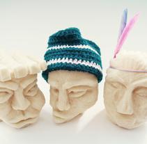 Esculturas con Látex Viscoelástico. Un proyecto de Artesanía y Escultura de Guzk         - 14.03.2015