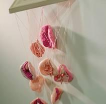 Serie exponencial de punto bajo. Um projeto de Artes plásticas de maddalena84         - 24.03.2014