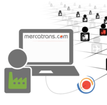 Mercatrans para Cargadores. A Motion Graphics project by Mario Zarur         - 28.03.2015