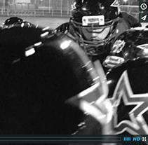 "Video Promocional del Equipo de Football ""Toros de Arganda"". A Film, Video, TV, and Video project by Carlos Cano Santos - Mar 31 2015 12:00 AM"