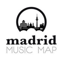 Imagen corporativa. Madrid Music Map.. A Br, ing, Identit, and Graphic Design project by María José Arce         - 04.04.2015