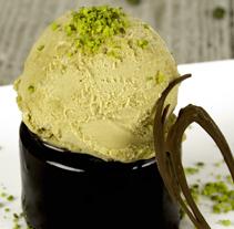 Alemany. Fotografía para catálogo de helados de la marca Alemany. Food photography for the Ice cream Alemany brand catalog.. Un proyecto de Fotografía de Citronelastudio         - 08.03.2015